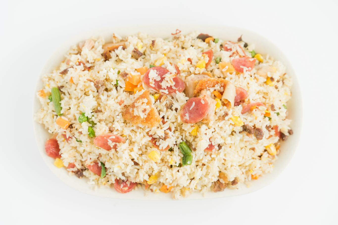 Sampaguita Fried Rice